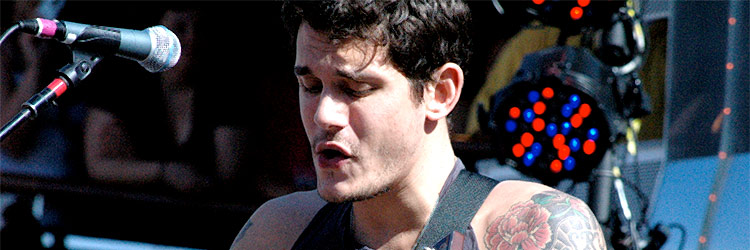 Singer, Songwriter John Mayer