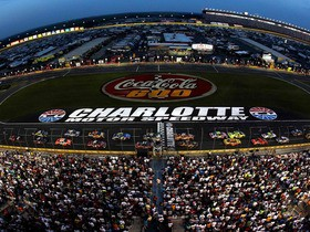 Cheap Charlotte Motor Speedway Events Tickets