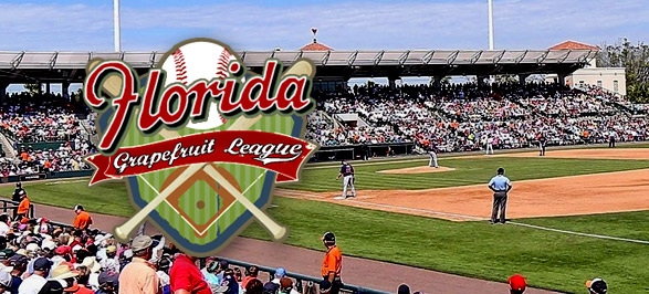Spring Training Tickets - Grapefruit League - Florida